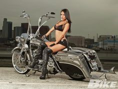 2006 Harley Davidson Road King | Old School Soul | Hot Bike