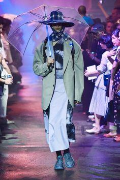 Raf Simons | Menswear - Spring 2018 | Look 26