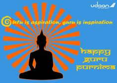 We wish everyone lots of Love, Happiness & Blessings on this auspicious occasion of Guru Purnima...
