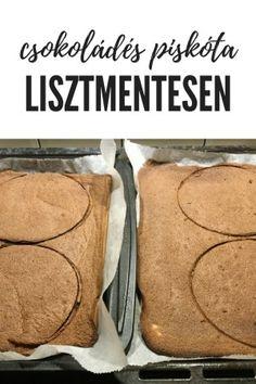 Lisztmentes csokoládés piksóta recept Sweet Potato, Mousse, Paleo, Gluten Free, Potatoes, Bread, Vegetables, Food, Glutenfree