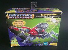 Zoids Hasbro Saicurtis #018 Model Kit New in Open Box NIB #Hasbro