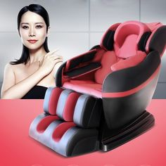 1661.40$  Buy here - http://alij61.worldwells.pw/go.php?t=32714633520 - household multifunctional massage chair body massage sofa electric luxury capsule massage chair 1661.40$