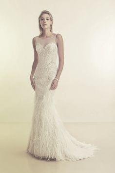 Robe de Mariée, modèle Freda, disponible en boutique • Boutique ...