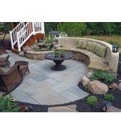 Outdoor Stone, Stone Bench, Garden Stones, Patio, Outdoor Decor, Home Decor, Stones For Garden, Decoration Home, Terrace