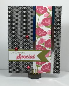 Show and Tell, with Michelle: National Scrapbooking Month ~ Happy Times Blog Hop