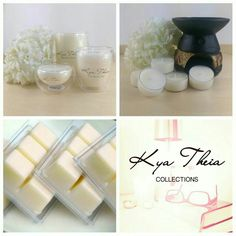 Candle Love by Kya Theia Collections