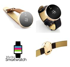 IDO Smartwatch Review Basically, if you are looking strictly for an easy to use and simple fitness tracking device then this might something up your alley. The design also quite nice and conveys a sense of sophistication to the wearer.  http://whatbestsmartwatch.com/smartwatches-for-fitness-and-health/ido-smartwatch-review/