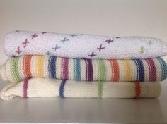 Beautiful Baby Blankets - Made to Order. Handmade Baby Blankets, Look What I Made, Bed Pillows, Pillow Cases, Warm, Knitting, Toast, Beautiful, Pillows
