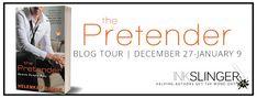 Wonderful World of Books: Blog Tour - The Pretender by HelenKay Dimon + Give...