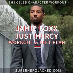 Michael B. Jordan Workout and Diet [Updated]: Train like Killmonger! Workout Diet Plan, Workout Guide, Post Workout, Bench Press Set, Superhero Academy, Weight Loss Video, Muscle Builder, Youtube Workout, Michael B Jordan
