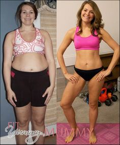 Strong is the New Skinny: Bekah's Better Body After Baby Results!