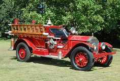 i want to marry a fire fighter and ride on this to the reception.