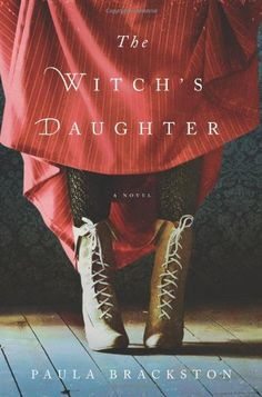 The Witch's Daughter.  A solidly good book.  If you're looking for a well-paced, imaginative, mysterious read with elements of witchcraft, fantasy, history and romance, well by George you've got it!  I would recommend this to any fan of Witch of Blackbird Pond and The Discovery of Witches. (I love The Witch of Blackbird Pond. I'm in.)