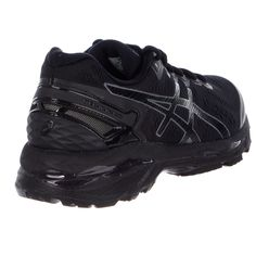 Asics Men's Gel-Kayano 23 Running Shoes (Black) $78.39