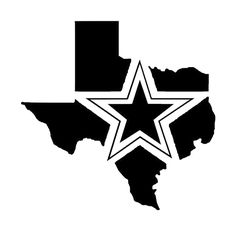 Dallas Texas Die Cut Vinyl Decal for Windows, Vehicle Windows, Vehicle Body Surfaces or just about any surface that is smooth and clean Truck Stickers, Window Stickers, Window Decals, Car Decals, Vinyl Decals, Yeti Decals, Dallas Cowboys Tattoo, Dallas Cowboys Shirts, Cowboys Football