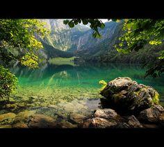 The Enchanted Lake    Germany Bayern Bavaria http://www.bayern.by/bayern-sommer-das-original