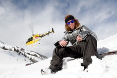 Shaun White was born with Tetralogy of Fallot, a congenital heart defect, and underwent multiple open heart surgeries as a baby.  Inspirational!