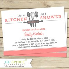 Kitchen Bridal Shower Americast Sink 25 Best Images Invitations Invitation Customize Colors