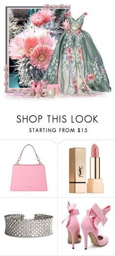 """Cactus Flower Mimicry"" by flowerchild805 ❤ liked on Polyvore featuring MICHAEL Michael Kors and Yves Saint Laurent"