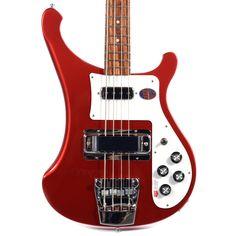Rickenbacker 4003S Bass Ruby