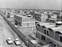 Houses in Old Kuwait