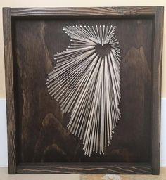 String van kunst geavanceerde String Illinois State String