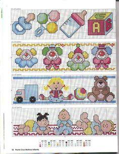 graficos pequenos infantiles (2) | Aprender manualidades es ...