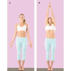 Sun salutations basic yoga workout | Fitness | MiNDFOOD