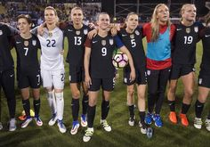 Gallery: WNT Delivers Dominant 9-0 Performance vs. Thailand in HAO Send-Off…