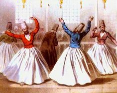 The Dervishes Dance — The Sacred Ritual of Love