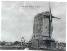 Sutton Windmill Seaford ( My grandfather and his family lived in Mill House part of the windmill from 1898 until about 1928. The windmill fell into disrepair and was replaced with a Steam Mill for grinding corn and was attached to Mill House on the corner of the now Milldown Road )