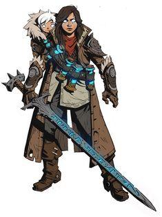 Sadie Ironcrest, Warden of Bloodwood Forest