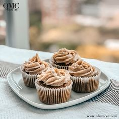 I can't believe it's been so long since I've last posted! This summer has been quite a journey and I sadly haven't been able to devote time to OMC. However, I'm excited to now be back and blogging!  I'm kicking off my return to OMC with a classic fall staple – pumpkin spice. I first … Pumpkin Spice Cupcakes, Pumpkin Pie Spice, Pumpkin Puree, Mini Cupcakes, Make Cream Cheese, Cinnamon Cream Cheese Frosting, Cinnamon Cream Cheeses, Moist Cakes, Cupcake Recipes