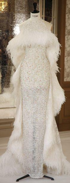Rami Kadi Spring '16 Couture