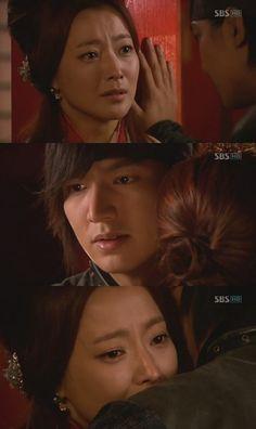 Faith ♥ Lee Min Ho as Choi Young ♥ Kim Hee Sun as Yoo Eun Soo
