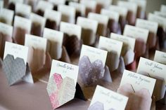 #decoración #boda #origami
