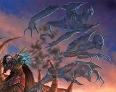 As sombrias ilustrações de fantasia de Dave Allsop