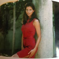 "Buffy the Vampire Slayer S3 Charisma Carpenter as ""Cordelia Chase"""