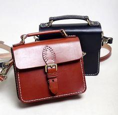 new 2015 top handle vintage shoulder handbag small w Faninabags na DaWanda.com
