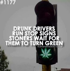 Another reason I don't smoke and drive anymore