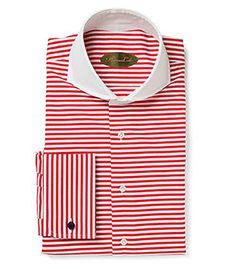 1000 images about mens shirt looks on pinterest high for Horizontal striped dress shirts men
