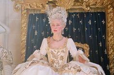Marie Antoinette with Kirsten Dunst by Sofia Coppola, dress design Milena… Sofia Coppola, Kirsten Dunst, Marie Antoinette Movie, Marie Antoinette Costume, Elizabeth Hurley, Period Costumes, Movie Costumes, Gossip Girl, Rococo Fashion