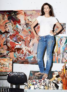 Women in Art 2014 - 12 Mayor Players in the Art World - Cecily Brown