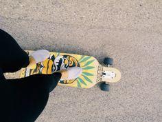 Summer longboarding ❤
