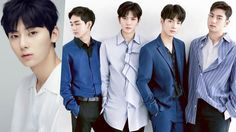 On the 26th of August 2017, NU'EST W had their first fan meeting. Fans were given a good surprise when Hwang Min Hyun, Wanna One's member, who was unable to attend because of his current promotions on the said group, sent them a video message.