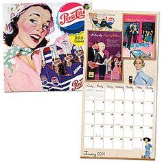 Pepsi® 2014 Wall Calendar $14.99