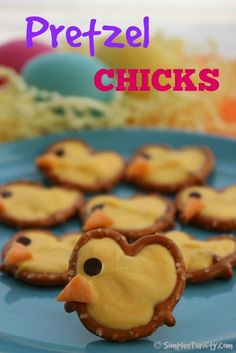 These was so easy and fun to make! Make these for a little Easter Treat for after dinner, or even a school treat.