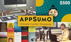 Don't Miss the AppSumo Ultimate Hustler Giveaway! - Pretty Opinionated