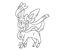 Pokemon Coloring Pages Eevee Evolutions - AZ Coloring ...
