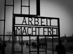Entry gate of Tower A, Sachsenhausen